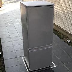 SHARP / SJ-D17E-S / 2019年製