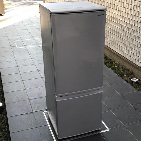 SHARP / SJ-D17E-S / 2019年製サムネイル