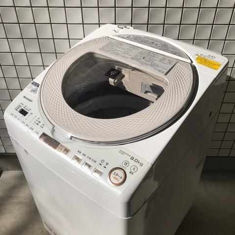 SHARP / ES-TX9A-N / 2019年製サムネイル
