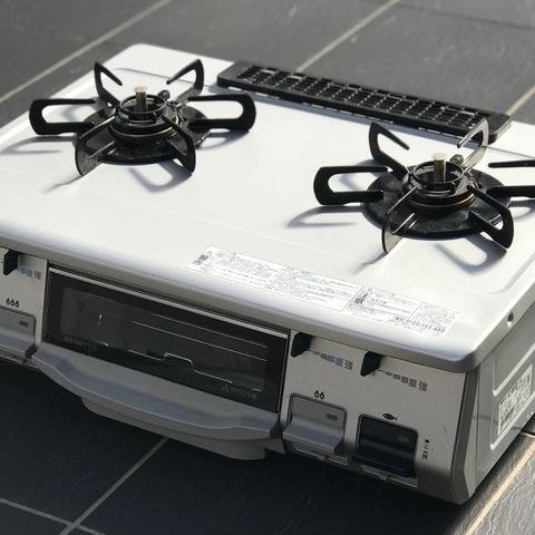 Paloma / ガスコンロ / IC-800F-1Lサムネイル