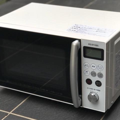 アイリスオーヤマ / MO-T1501-W / 2020年製サムネイル